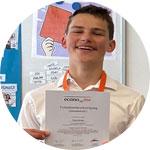 Florian Fabricius (14 Jahre)